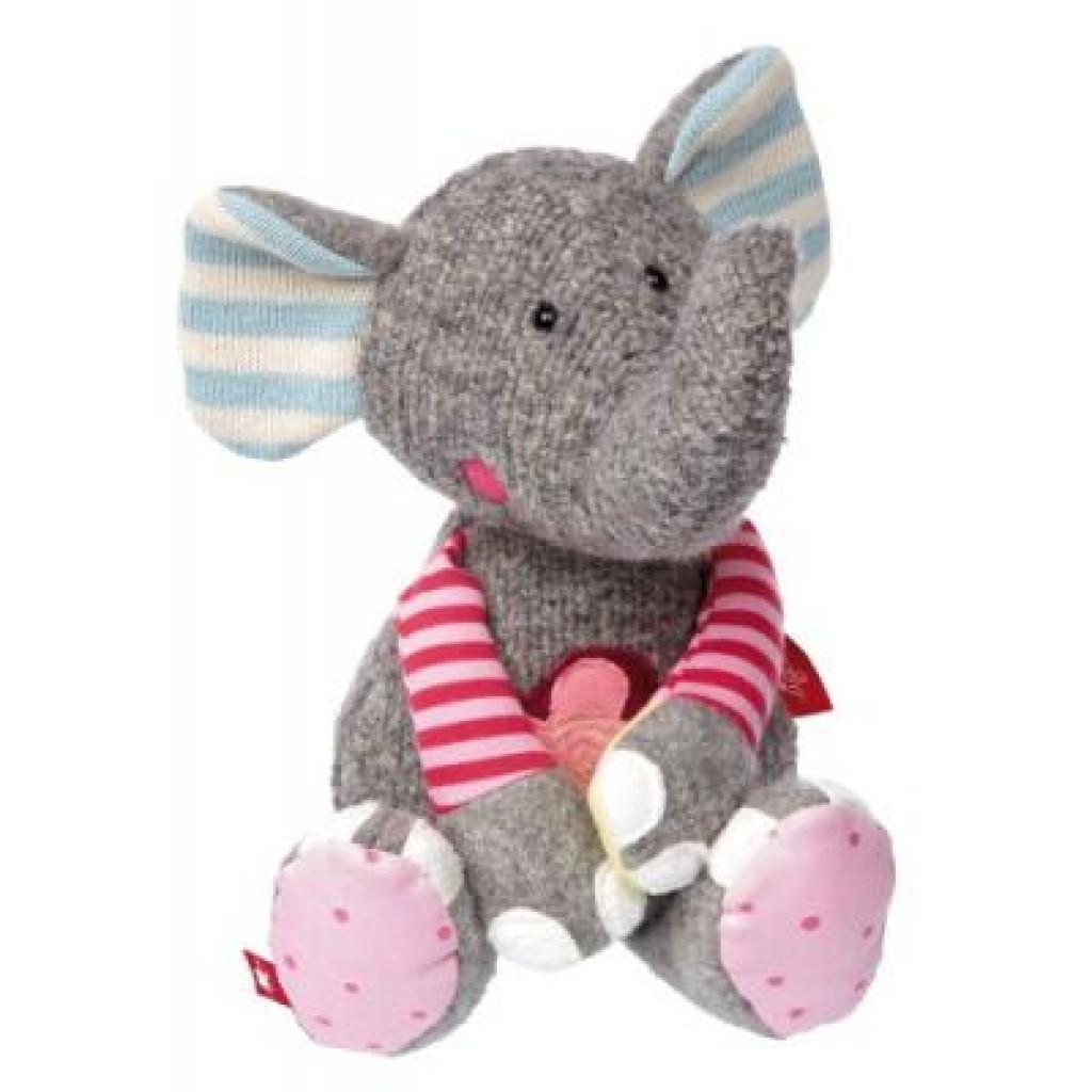 Мягкая игрушка sigikid Слоник девочка 31 см (38709SK)