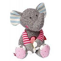 Мягкая игрушка sigikid Слоник девочка 31 см (38709SK), фото 1