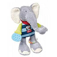 Мягкая игрушка sigikid интерактивный Слон 28 см (41464SK), фото 1