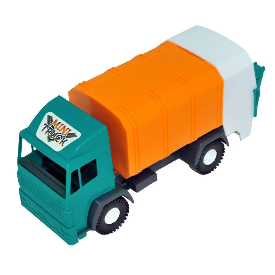 Автомобіль Mini truck сміттєвоз