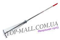 Грабли веерные Intertool - раздвижные с ручкой 15 прутьев