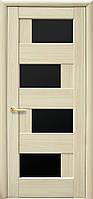 Двери межкомнатные Новый Стиль Сиена BLK