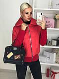 Куртка женская / плащевка, синтепон 150 / Украина 44-0173, фото 2