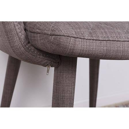 Valencia (Валенсия) кресло текстиль кофейный, фото 2
