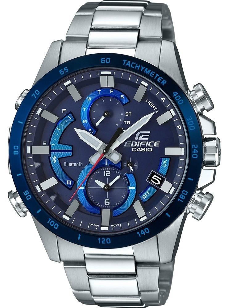 Часы Casio Edifice EQB-900DB-2A Bluetooth