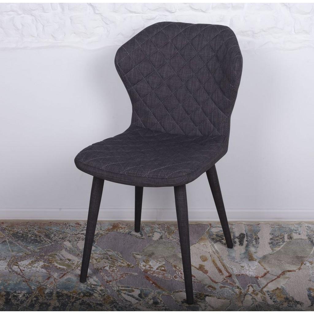 Valencia (Валенсия) стул текстиль тёмно-серый