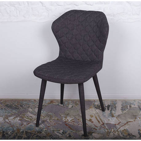 Valencia (Валенсия) стул текстиль тёмно-серый, фото 2