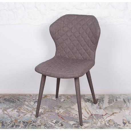 Valencia (Валенсия) стул текстиль кофейный, фото 2