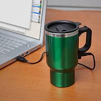 USB кружка с подогревом, фото 1
