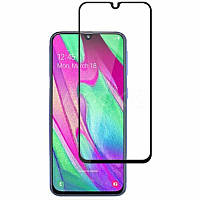 Защитное стекло Mocolo для Samsung Galaxy A40 (2019) A405 Full Glue 5D Black (0.33 мм)