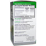 Nature's Answer, Брокко-глутатион, 500 мг, 60 растительных капсул, фото 2