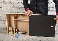 Детский набор органайзер для рисования мелками CapsBoard, фото 1