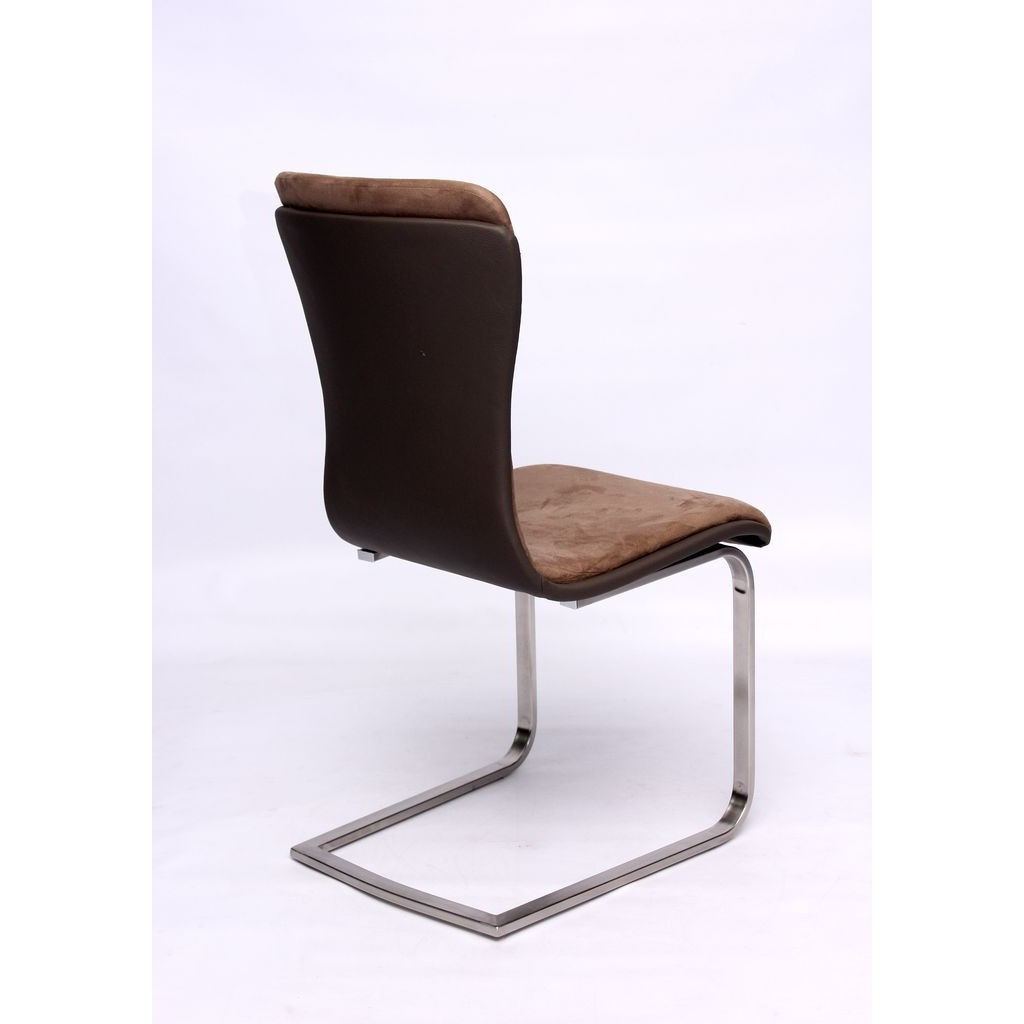 Tory (Тори) стул мягкий коричневый