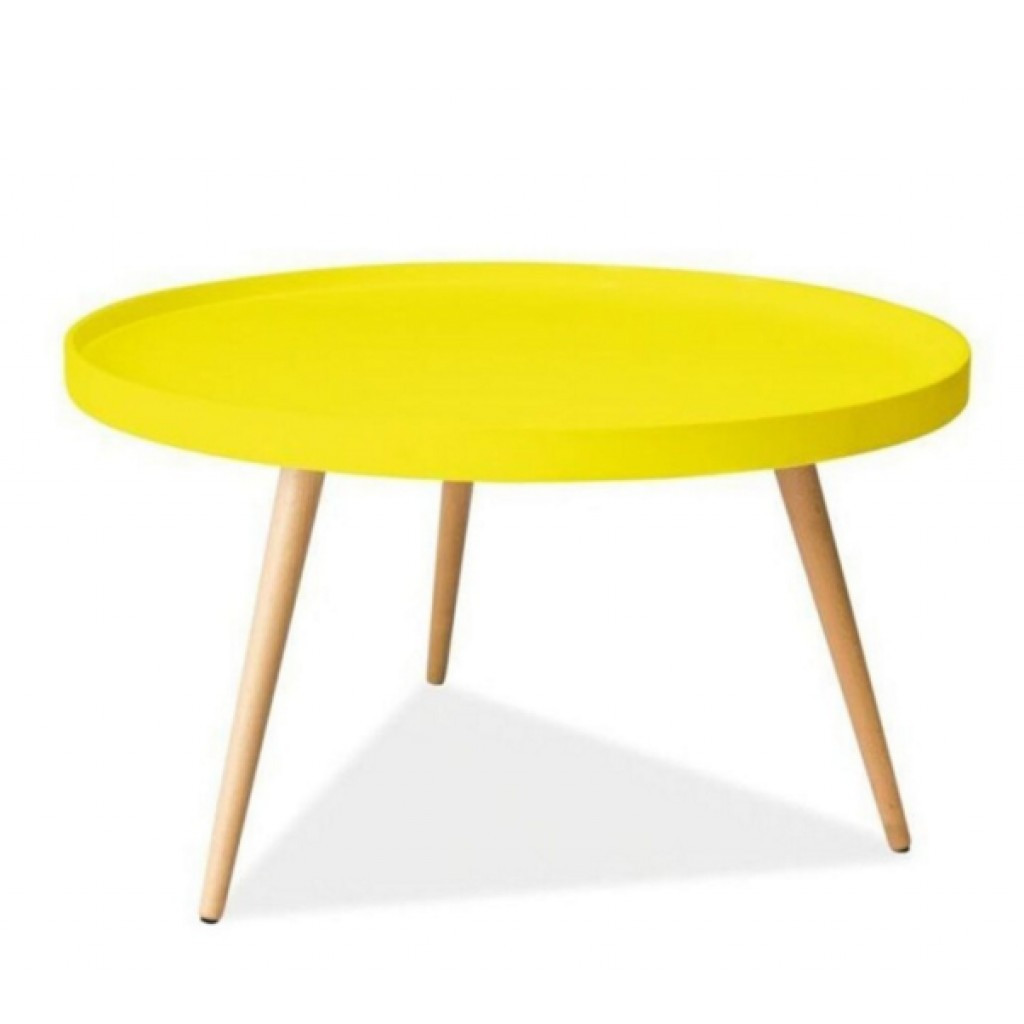 Tray T1 (Трэй Т1) журнальный столик жёлтый