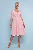 Нарядное платье для полных XL, XXL, XXXL