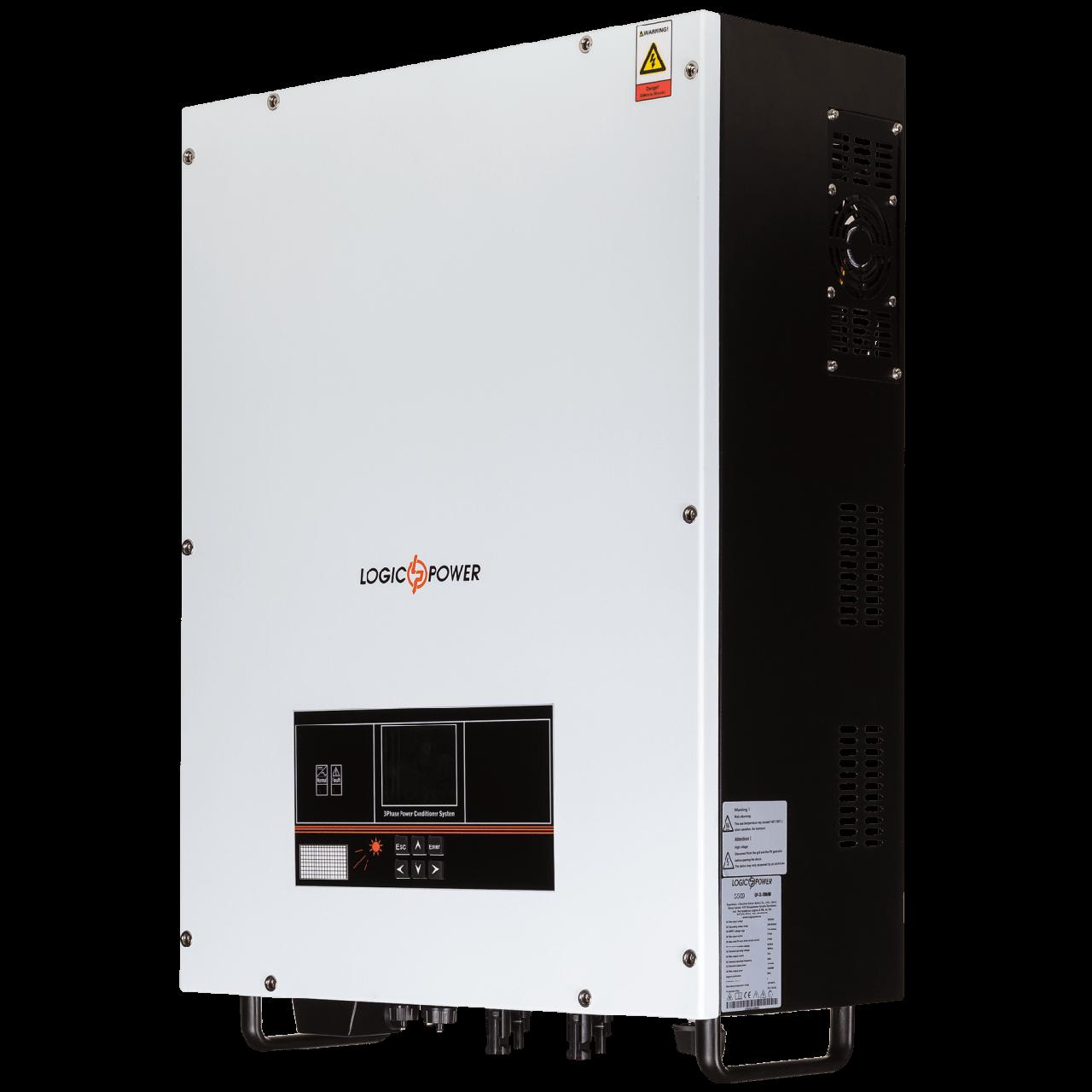 Мережевий інвертор LogicPower LP-SI-10kW 10кВт