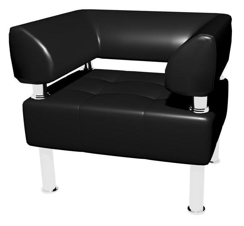Кресло Тонус ( Офис ) с подлокотниками