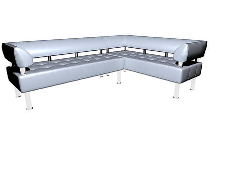 Комплект мягкой мебели для зон отдыха Тонус ( Офис ), фото 2