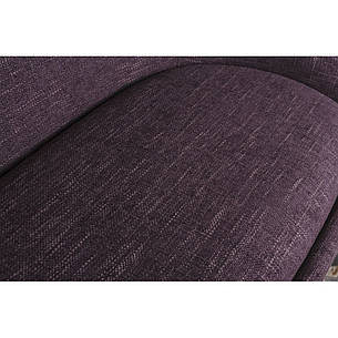 Toledo (Толедо) кресло-банкетка рогожка баклажан, фото 2