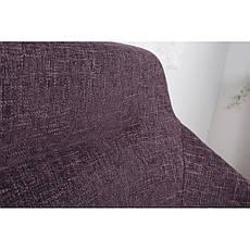 Toledo (Толедо) крісло-банкетка рогожка баклажан, фото 3