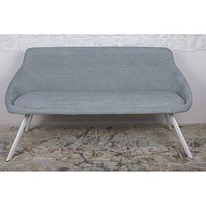 Toledo (Толедо) кресло-банкетка рогожка бледно-бирюзовый, фото 2