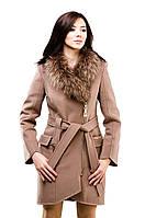 Пальто на молнии утепленное женское. Размеры: 42-52. Цвета: разные