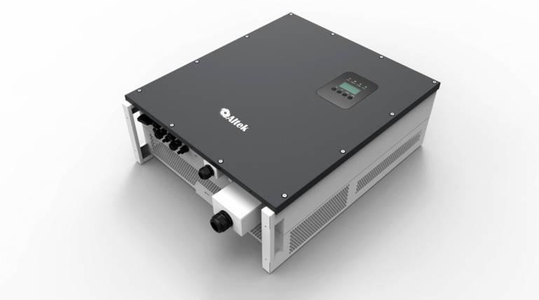 Мережевий перетворювач напруги Altek AKSG-30K 3 фази 3 MPPT 30 кВт, фото 2