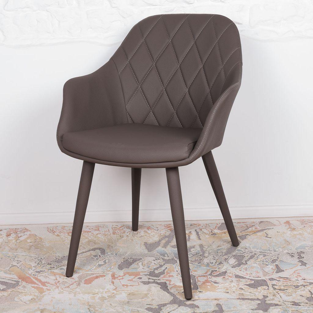 Zaragoza (Сарагоса) кресло кожзам мокко