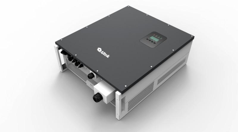 Інвертор напруги мережевий Altek AKSG-15K-DM 15 кВт