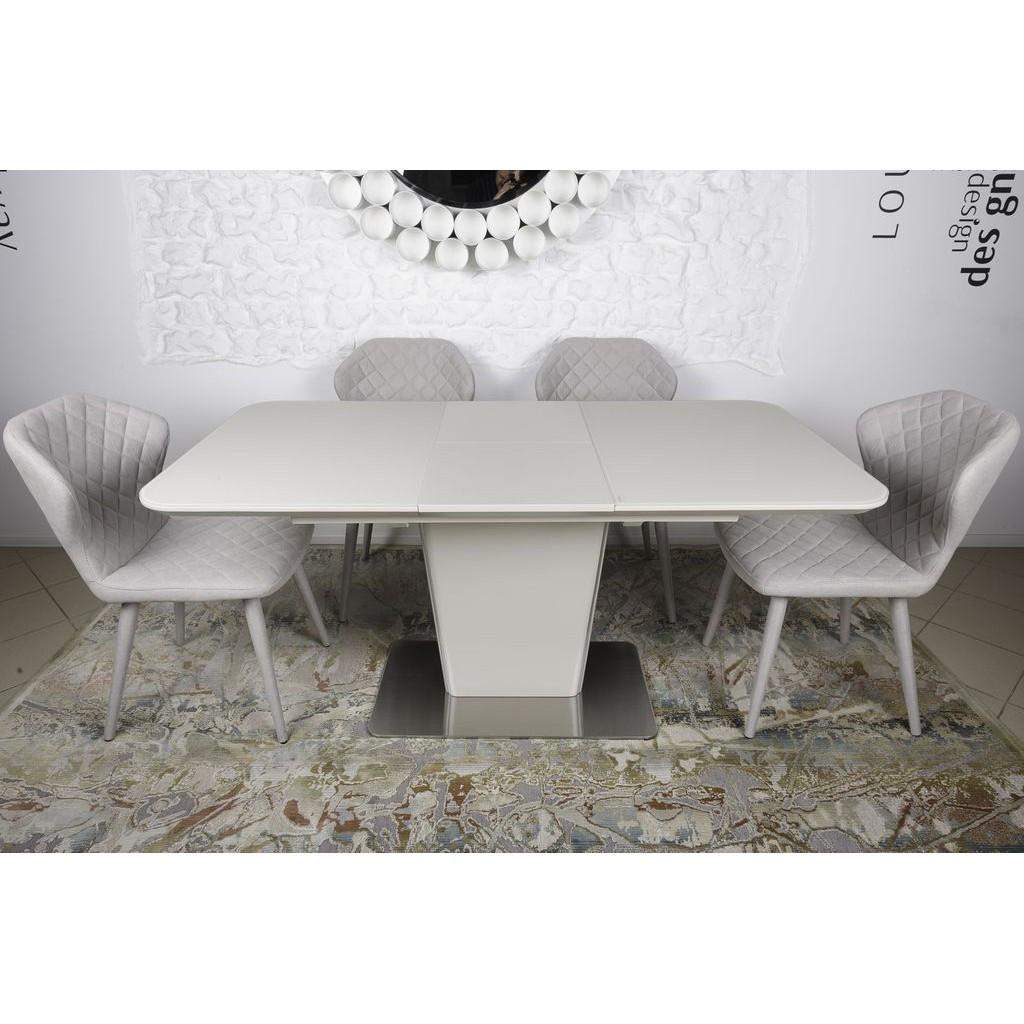 San Francisco (Сан-Франциско) стол раскладной 120-160 см капучино