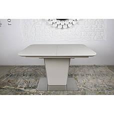 San Francisco (Сан-Франциско) стол раскладной 120-160 см капучино, фото 3