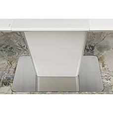 San Francisco (Сан-Франциско) стол раскладной 120-160 см капучино, фото 2