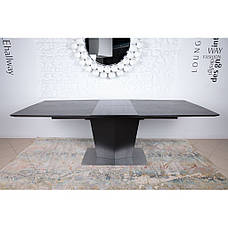 Michigan (Мичиган) стол раскладной 180-230 см керамика коричневый, фото 3