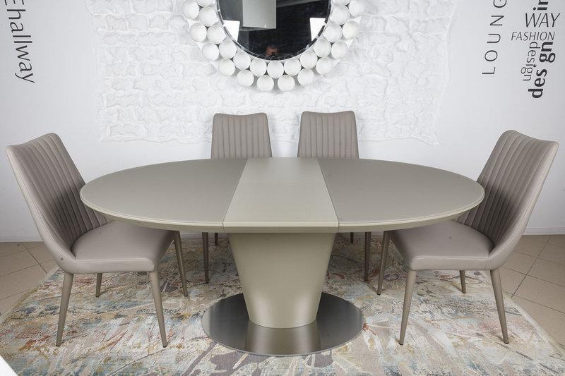 Georgia (Джорджия) стол раскладной (120/150*85)  мокко