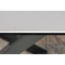Fleetwood (Флитвуд) стол раскладной 160-240 см керамика молочный, фото 2