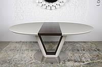 Denver (Денвер) стол раскладной 140-180 см крем/венге