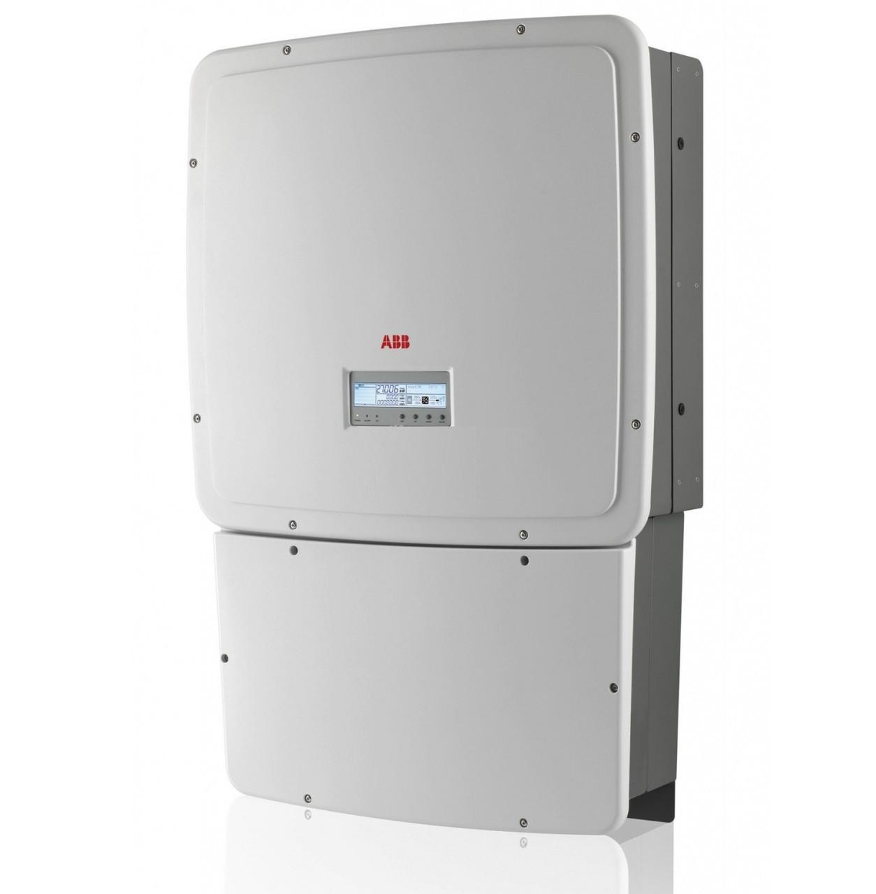 Перетворювач мережевий ABB TRIO-20.0-TL 20 кВт