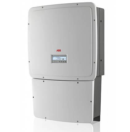 Перетворювач мережевий ABB TRIO-20.0-TL 20 кВт, фото 2