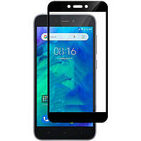 Защитное стекло Mocolo для Xiaomi Redmi Go Full Glue 5D Black (0.33 мм)