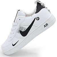 Кроссовки Nike Air Force низкие белые р.(36, 37, 38, 39, 40)