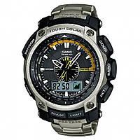 Мужские часы CASIO PRO TREK PRW-5000T-1ER оригинал