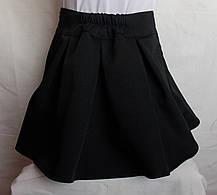 Школьная юбочка от производителя синяя, фото 3