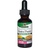 Nature's Answer, Муира пуама, с низким содержанием спирта, 2000 мг, 1 жидкая унция (30 мл)
