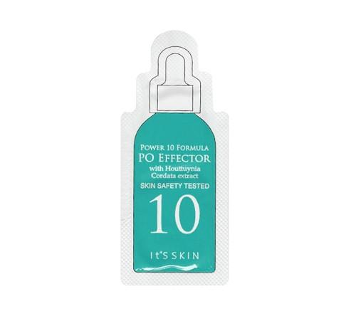 Пробник сыворотки для сужения пор It's Skin Power 10 Formula PO Effector