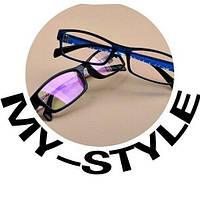 Компьютерные женские очки My Style с защитой от ультрафиолета UV400 цвет в ассортименте