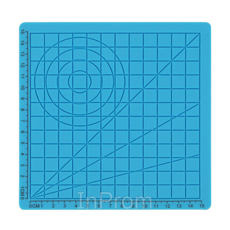 Силиконовый коврик для 3D ручек №2