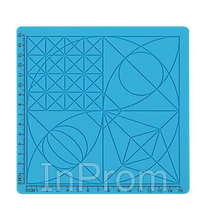 Силиконовый коврик для 3D ручек №3, фото 2