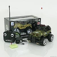 Машина военная на радиоуправлении детская игрушка(2 цвета) арт. 509 А-1