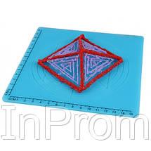 Силиконовый коврик для 3D ручек №4, фото 2