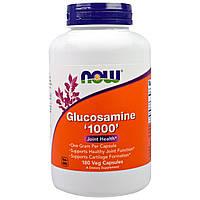 Now Foods, Глюкозамин 1000, 180 капсул